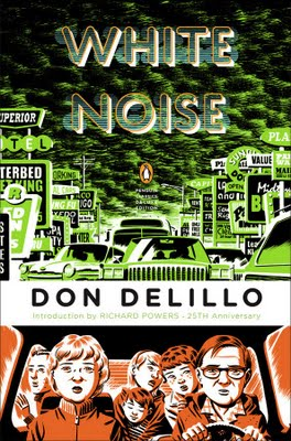 white noise don delillo thesis Three decades on from its first publication, don delillo's white noise is as relevant as ever, argues robert bright in this penetrating and insightful essay in 1985, american writer don delillo published his ninth novel, white noise, a tour through the media-saturated, information-glutted, consumer .