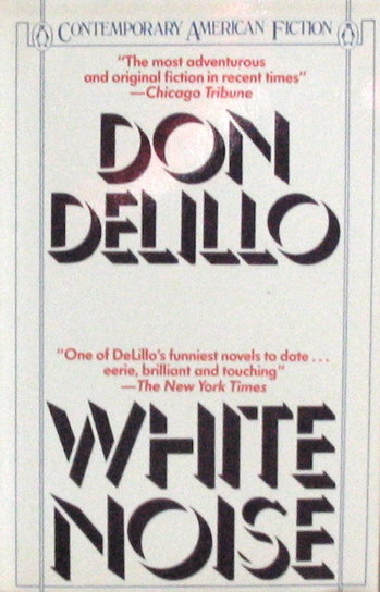 White Noise Book Cover : White noise delillo editions